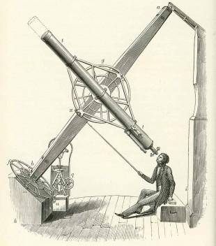 Capt. William Henry Smyth's Telescope at Bedford